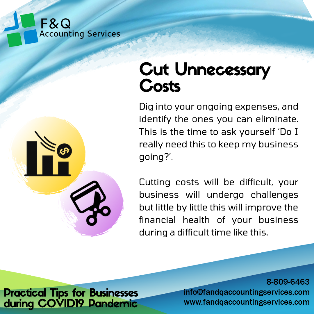 Cut Unnecessary Costs - Practical Tips for Businesses