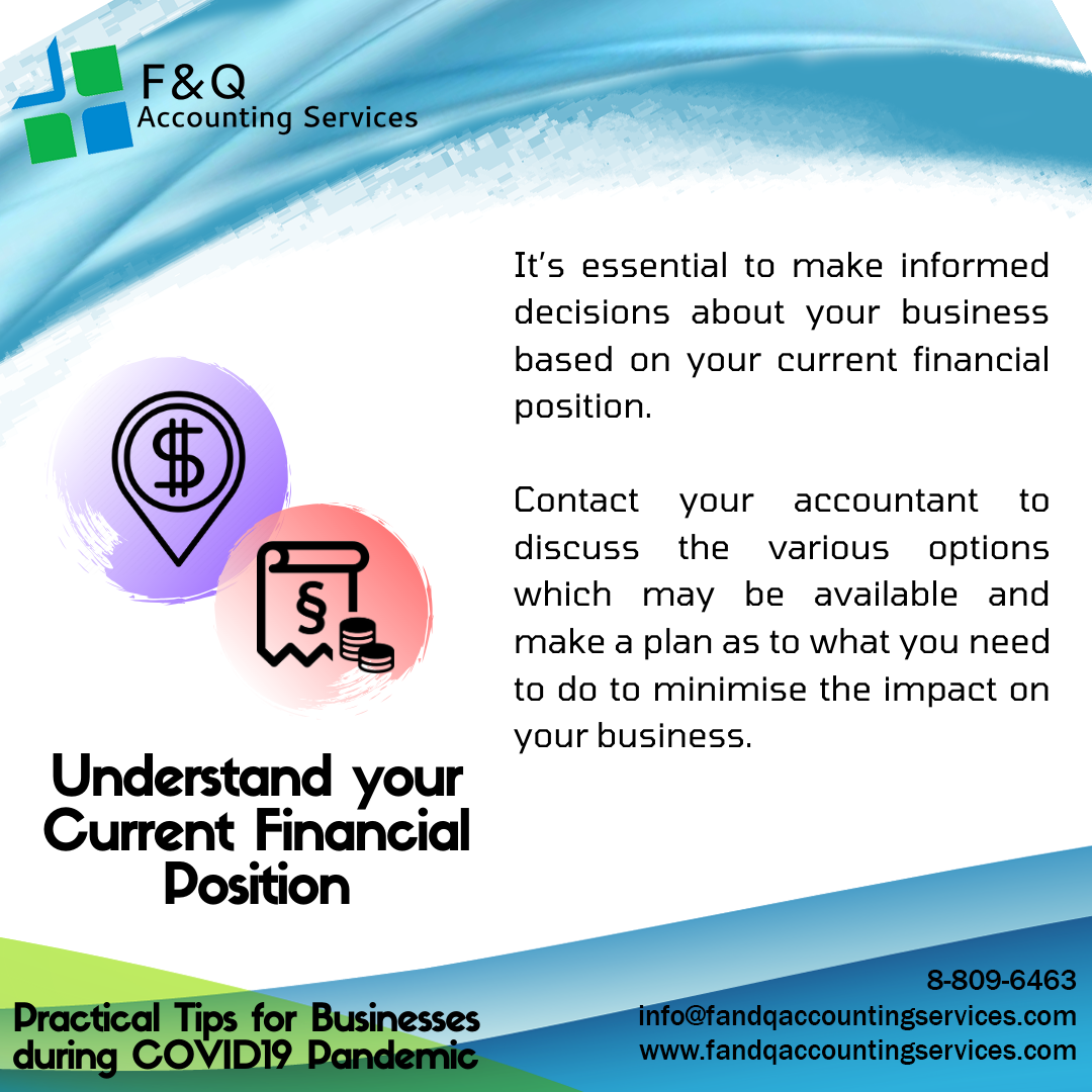 Understand Current Financial Position - Practical Tips for Businesses