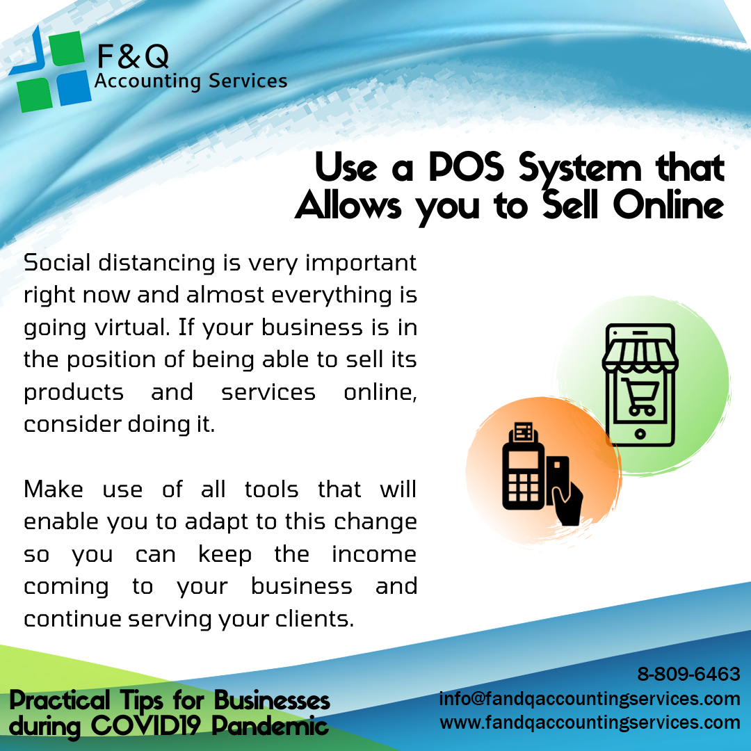 Use a POS System That Allows You To Sell Online - Practical Tips for Businesses